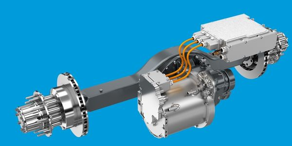 Danasaid it is the first to market with this e-Axle classification in North America and is the...