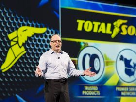 Goodyear Upbeat on 2020; Talks Up New Services, High-Mileage Steer Tire