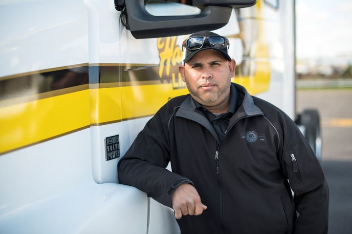"FMCSA says it has accumulated evidence that points to ""a serious pattern of harassment- and assault-related crimes against female and minority male truckers."" - Photo: Halvor Motor Lines"