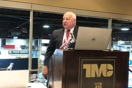 TMC Reports on Rising Repair Costs, Electromechanical Braking