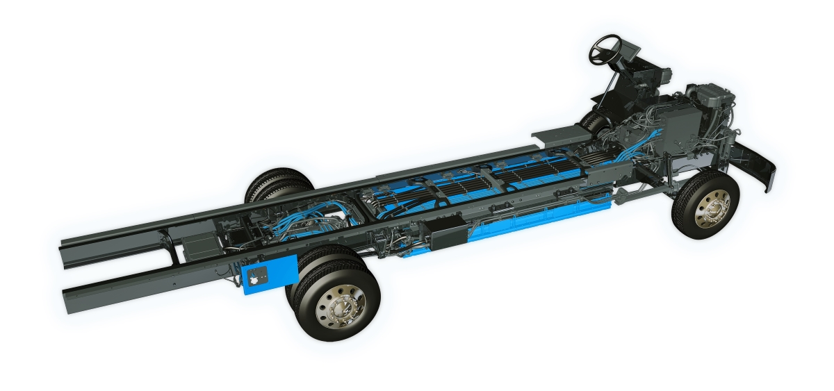 FCCC to Produce Proterra-Powered All-Electric Truck Chassis