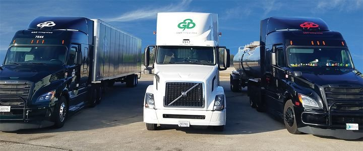 G&D Integrated recently acquired an unammed trucking company out of South Carolina. - Photo: G&D Integrated