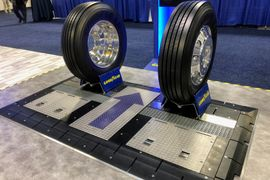 Goodyear Debuts New Truck-Tire Management Services