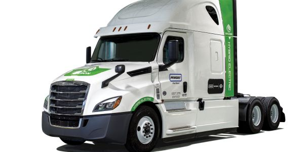 Hyliion will provide three vehicles to Penske Truck Leasing equipped with its 6X4HE Class 8...