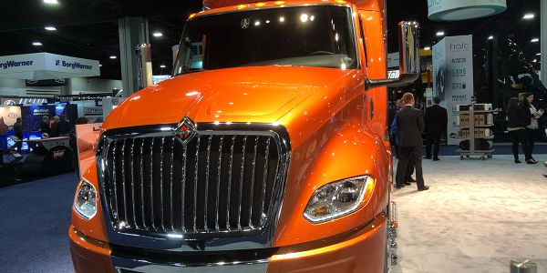 Navistar's new service and connectivity initiatives are meant to simplify vehicle maintenance,...
