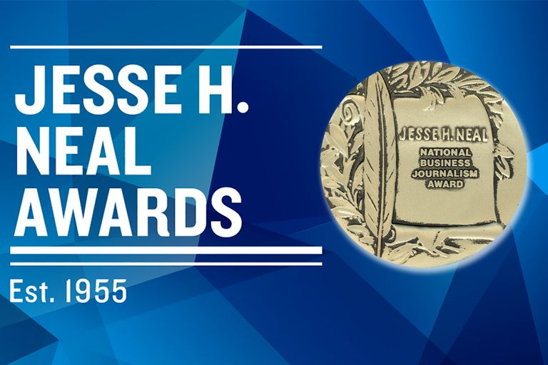 HDT was named as a finalist in four separate categories in the 66th annual Jesse H. Neal Awards.