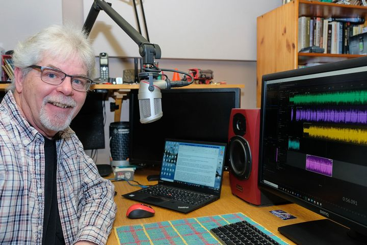 HDT Equipment Editor Jim Park hosts the new podcast.