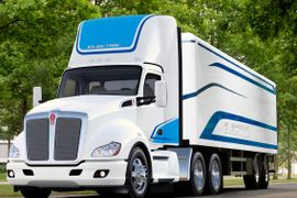 Kenworth to Work with Meritor on Electric T680