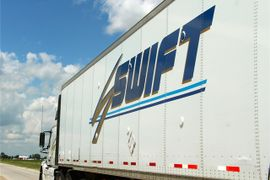 Knight-Swift, Truckstop.com Form Digital Freight Partnership