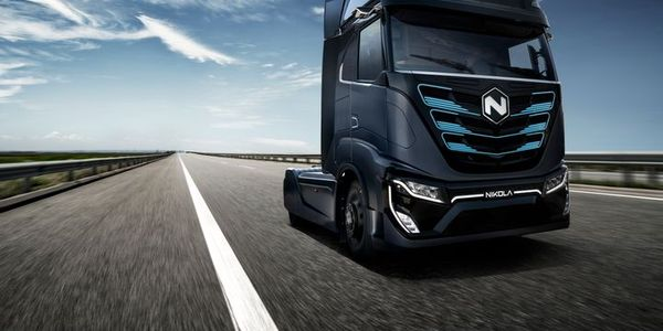 Nikola has announced a joint venture that will see production of its Tre model begin at Iveco...