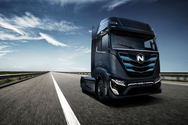 Nikola has fomerly announced a joint venture that will see production of its Tre model begin at Iveco facility in Ulm, Germany, in early 2021. - Photo: Nikola Motors