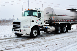 Partnership to Test B100 Biodiesel System in High-Mileage Class 8 Trucks