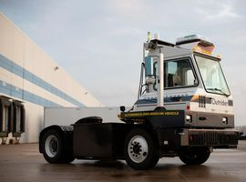 Outrider said its system automates the repetitive, manual aspects of yard operations, including moving trailers around the yard, moving trailers to and from loading docks, hitching and unhitching trailers, connecting and disconnecting trailer brake lines, and monitoring trailer locations.