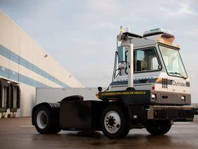 Autonomous Yard Truck Developer Outrider Debuts