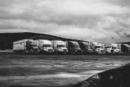 January Class 8, Medium-Duty Truck Orders Dip