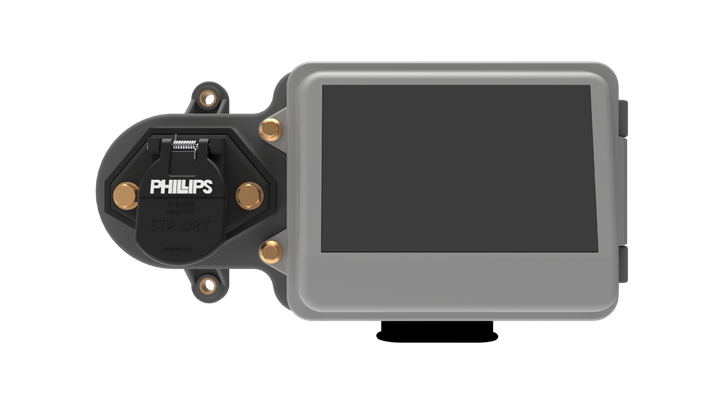 New pre-trip inspection system for trailers works remotely, before the driver even pulls out. - Photo: Phillips Connect Technologies