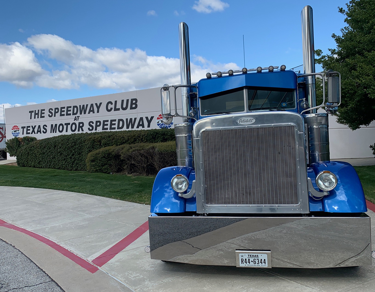 Shell Rotella SuperRigs Comes to Texas