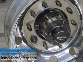 TetherTech Develops Wheel-Separation Prevention Device