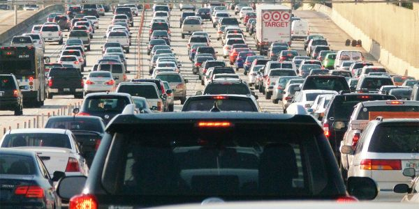 Locations experiencing significant congestion – with average daily speeds of 45 mph or less –...