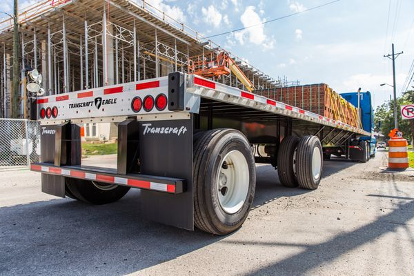 Re-engineered Transcraft Eagle Trailer Returns with More Standard Features