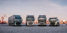 Volvo Trucks Rolls Out New Global Truck Lineup