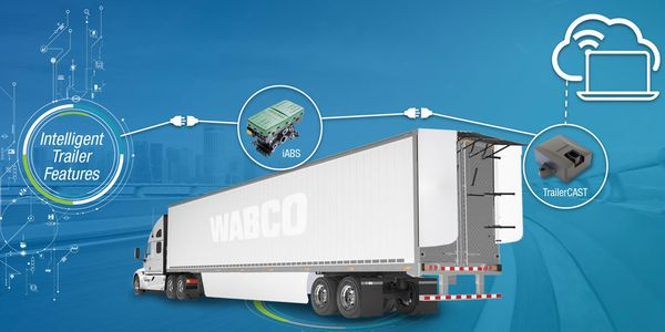 Wabco's new intelligent trailer platform is built on four key technologies and an open software...