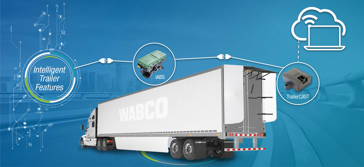 Wabco's Intelligent Trailer Platform Expands Trailer Telematics Options