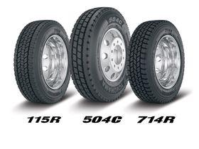Yokohama Launches Three New Heavy Truck Tires