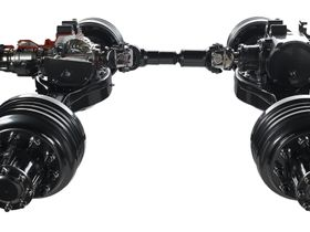 Mack 85,000-pound Tandem Axles Available