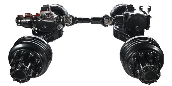 Mack Trucks introduced the Mack S852, an 85,000-lb. gross axle weight rating of its proprietary...