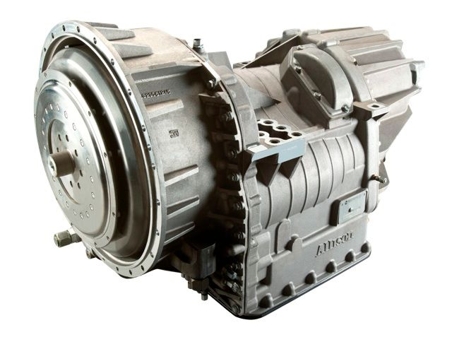 Allison is discontiuning production of its TC10 automatic transmission, which was released in 2012 as an alternative to competitive automated manual transmissions. - Photo: Allison Transmission