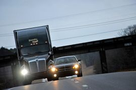 Bendix Wingman Fusion Now Available on New Kenworth Trucks
