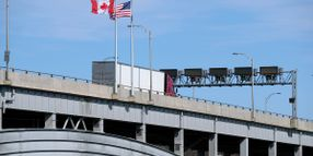 Canada, Mexico Borders Closed to Everything But 'Essential Travel'