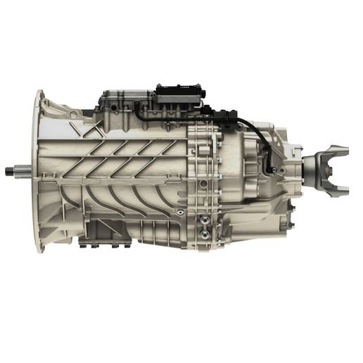 The Endurant XD series has torque and horsepower capacity to cover all Class 8 North American engines, the company said, including the Cummins X15. - Photo: Eaton Cummins Automated Transmission Technologies