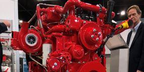 Cummins Shows Medium-Duty Lineup, EPA/CARB Natural Gas Certifications