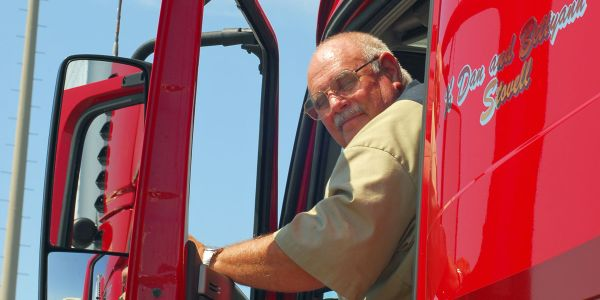 Truck drivers with expiring licenses or medical cards have been given an extension because of...