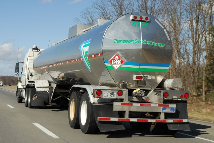 The American Trucking Associations is applauding a move by the Transportation Security Administration to streamline the HAZMAT endorsement process for drivers.  - Photo: Jim Park