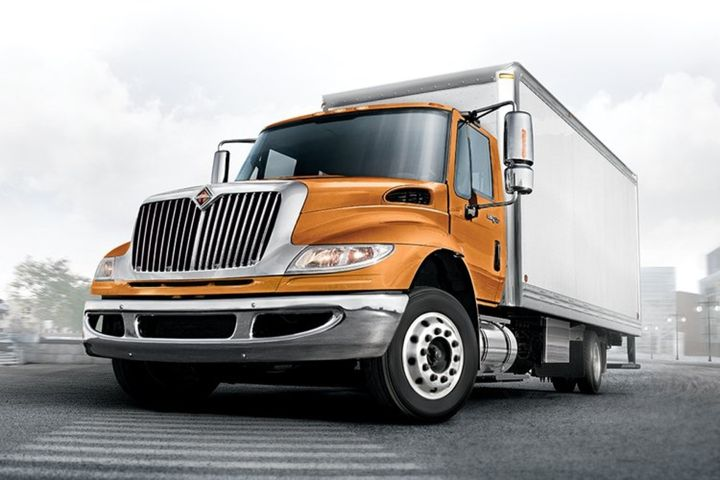 Qualifying medium-duty units include 2015 and newer Cummins-powered International DuraStar models with mileage of up to 300,000 miles. - Photo: Navistar
