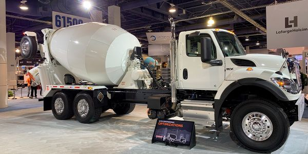 International's new lightweight HV50B mixer package removes over 1,000 pounds of weight from the...