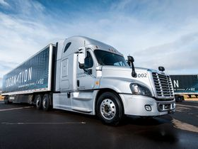 Locomation Autonomous Convoys Go to Work with Wilson Logistics