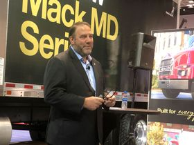 Mack Shows Off New Medium-Duty Line at Work Truck Show