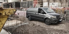 Mercedes-Benz Announces Upgrades to Metris Van Family