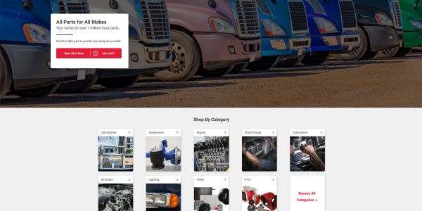 MHC Launches eCommerce, Text-to-Landline Parts Ordering