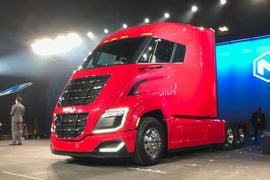 Nikola Going Public, Expects U.S. Electric Truck Production to Start Next Year