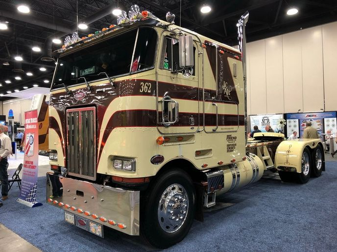 The 2020 Mid-America Trucking Show has been cancelled to help contain the spread of the Coronavirus, according to show management. - Photo: Jim Park