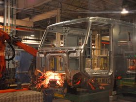 Trucking-Related Manufacturers Idle Production Facilities Due to COVID-19