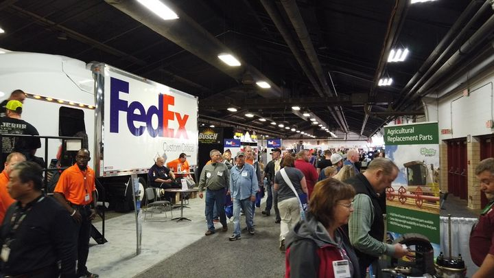 With gatherings of more than 10 people forbidden in many places, most trucking conferences or trade shows have cancelled or postponed their 2020 events. - Photo: Jim Park