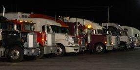 Truck Stops Step Up to Serve Drivers During COVID-19 Outbreak