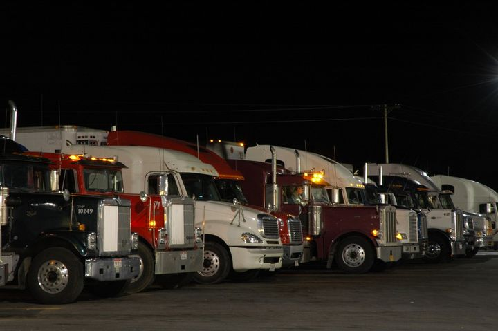 Truck stops are working hard to follow government guidelines on containing COVID-19 while keeping drivers on the road. - Photo: Jim Park