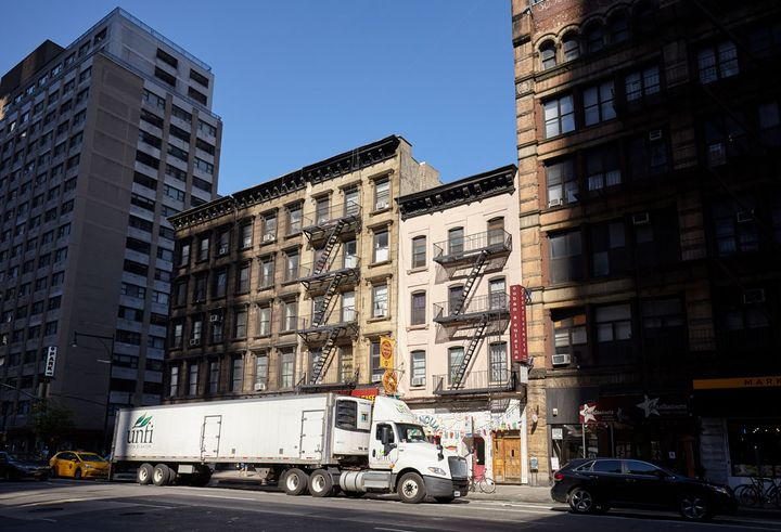 The CDC has issued guidance for truckers delivering in New York City.